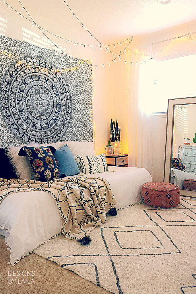 Boho Chic Teen Room Inspo - Designs by Laila